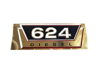 2 Typenaufkleber IHC 453 Emblem passend für Case IH Decal Kit Aufkleber