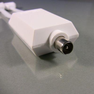 Spar-Set mit Antennenweiche UKW Dipolantenne Wurfantenne