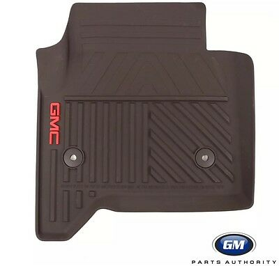 car mats season all weather floor denali yukon gmc shown sierra