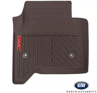 front mats floor weather gmc black premium pin sierra all