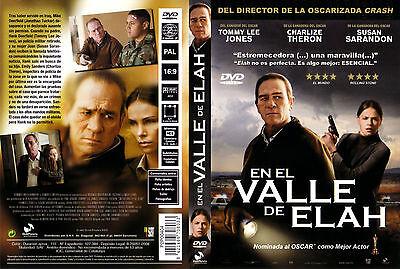 Pelicula Dvd En El Valle De Elah Precintada 5