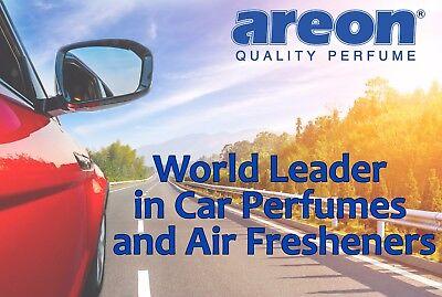 Areon Luxury Car Perfume Long Lasting Air Freshener Top Quality