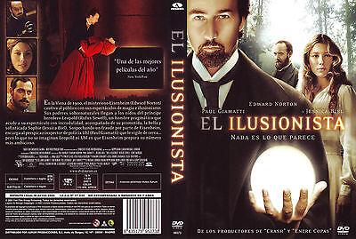 Pelicula Dvd El Ilusionista Precintada 6