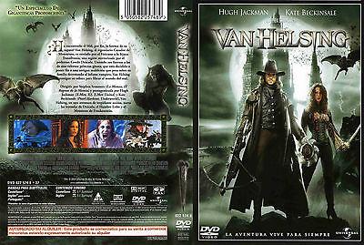 Pelicula Dvd Van Helsing Precintada 4