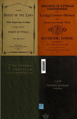 125 rare books on secret societies forbidden history illuminati 4 of 12 125 rare books on secret societies forbidden history illuminati temple on dvd fandeluxe Images