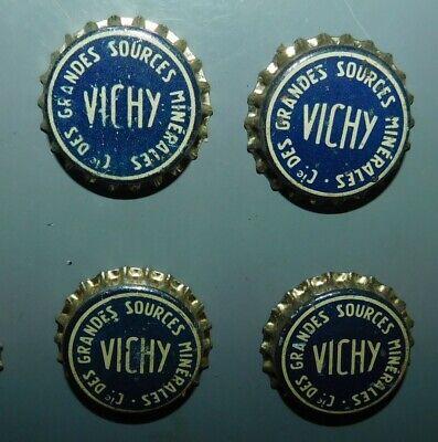 Verre Noir Soda bi/ère RETYLY Lot de 10 d/écapsuleurs en Alliage de Zinc pour Bouteilles de vin