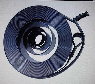 Trifix American Ansonia Clock Mainspring  10mm x0.45mm x 2500mm x 47mm Diameter 2