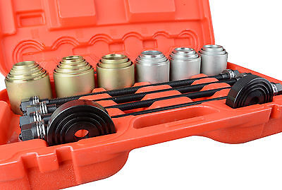 26Pc Press and Pull Sleeve Bush Removal and Installation Tool Kit 3