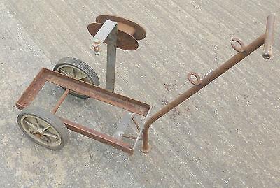 alter Waagen Wagen Handwagen Bastler antik Blitz Schlauchwagen ?? 8