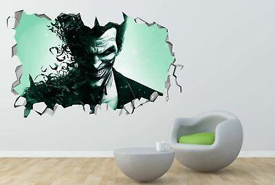 Joker Batman Wall Decal Sticker Vinyl Decor Car Door Window Mural Poster