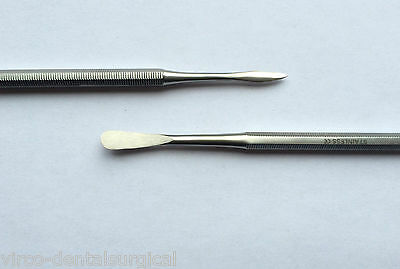 BEALE CARVER Spatula Dental Wax and Modelling Instrument German Stainless St CE 3