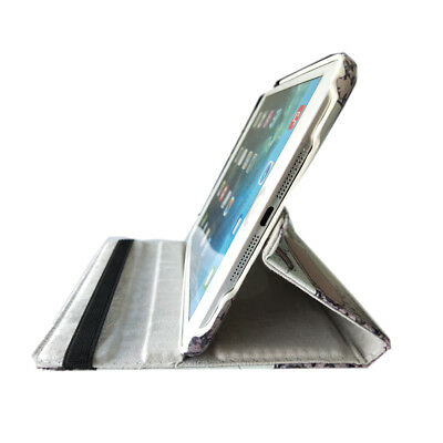 """For Huawei MediaPad T3 8"""" 10"""" Tablet 360° Rotating Leather Case Flip Stand Cover"""