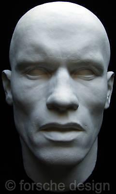 Arnold Schwarzenegger Terminator 1 SPFX Life Mask Bust 2