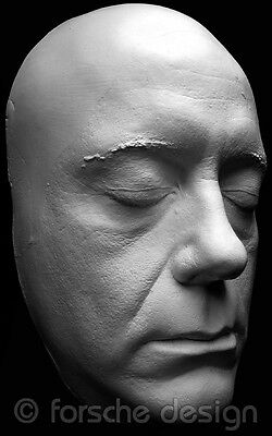 Robert Downey Jr. Life Mask Tony Stark Iron Man Prosthetic Lifecast Hot Toys 4