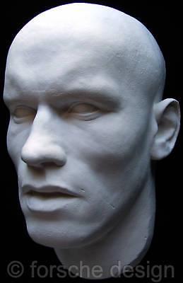 Arnold Schwarzenegger Terminator 1 SPFX Life Mask Bust 3