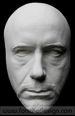 Robert Downey Jr Tony Stark Iron Man Life Mask Lifecast Hot Toys 4
