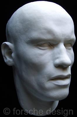 Arnold Schwarzenegger Terminator 1 SPFX Life Mask Bust 4