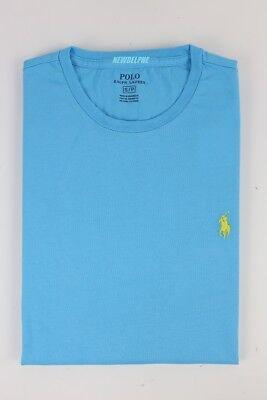 ... NWT Polo Ralph Lauren Men Crew Neck Modern Classic-Fit T-Shirt Tee MSRP e9648180adda