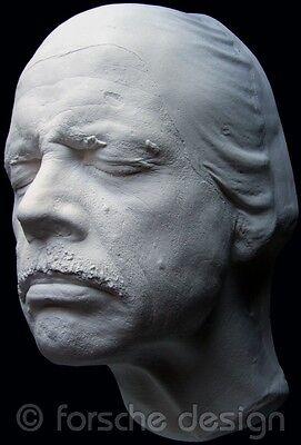 Mark Hamill Star Wars Luke Skywalker Life Mask Mustache Older Wiser Jedi 2
