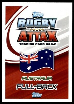 Topps Rugby Attax 2015 - Kurtlet Beale Australia No. 27 2