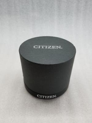 Citizen Avion Eco-Drive Black Dial Date Black Leather Men's Watch Aw1361-01E New 8