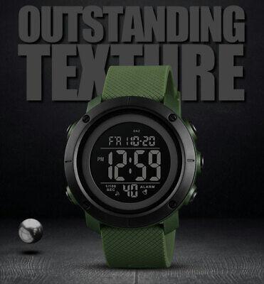 SKMEI Watch Mens/Womens Watches Waterproof Sport Outdoor LED Digital Wristwatch 3