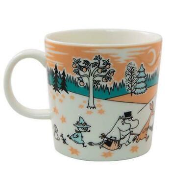 Moomin Moominvalley mugcup Arabia mug Valley Park mag Limited  2019 NEW 5
