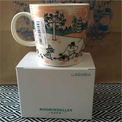 Moomin Moominvalley mugcup Arabia mug Valley Park mag Limited  2019 NEW 2