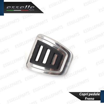 Kit COPRIPEDALI Copri Pedali PEDALIERA SPECIFICO per Audi Q2 in Alluminio Antiscivolo Stile S-Line S ACCELLERATORE Freno POGGIAPIEDE per Cambio Automatico DSG S-TRONIC