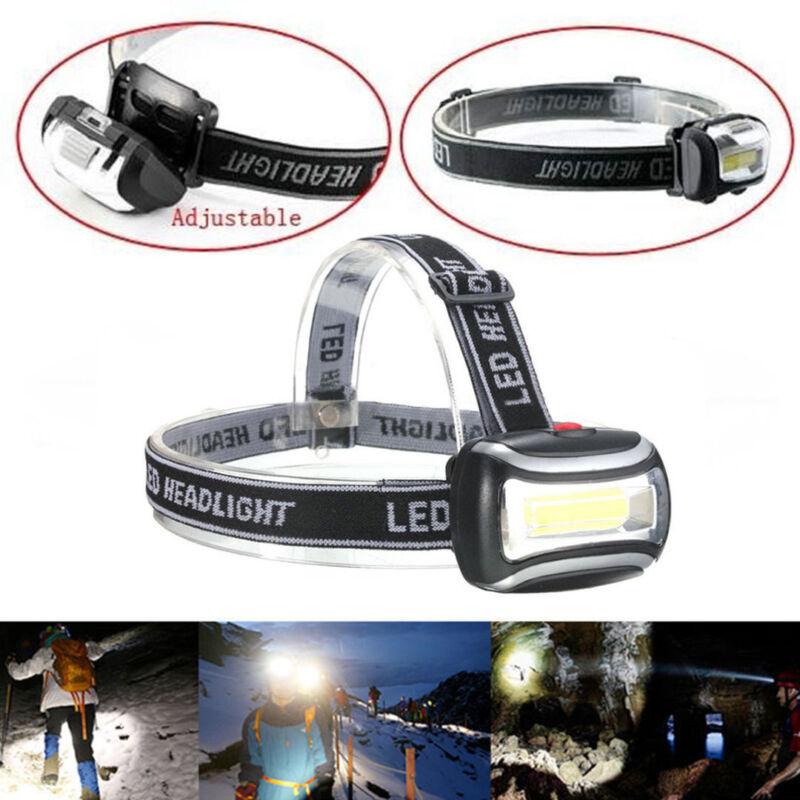 2000LM LED Headlamp Headlight Flashlight Head Light Lamp Durable NEW 12