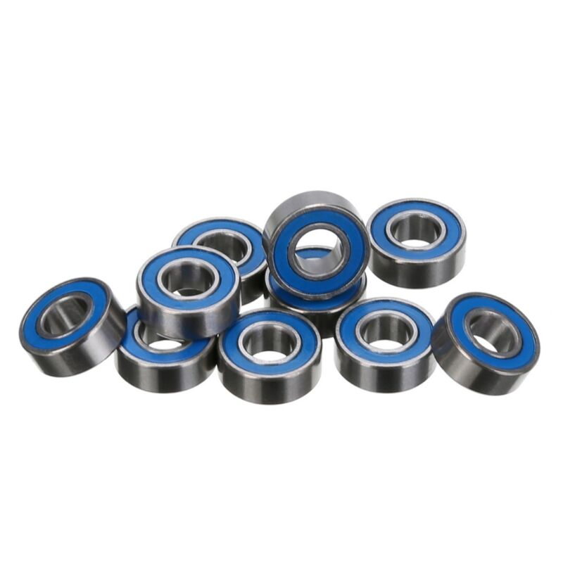 10Pcs 608/605/625/698/6700/MR63ZZ Deep Groove Ball Bearing Miniature Bearings 5