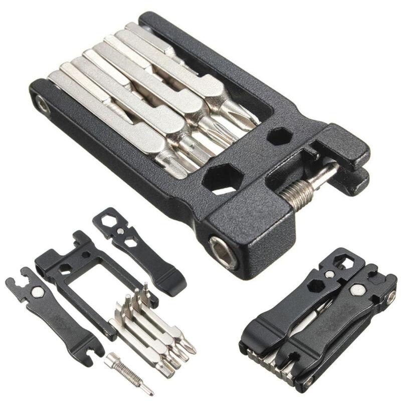 19 in 1 Hex Key Screwdriver Wrench Bicycle Bike Tools Multi Repair Tool Kd