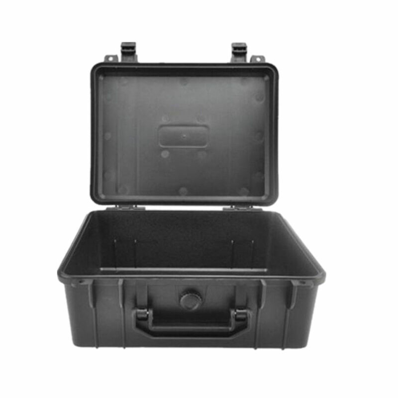 Waterproof Plastic Hard Case Bag Tool Storage Box Portable Organizer Travel OZ