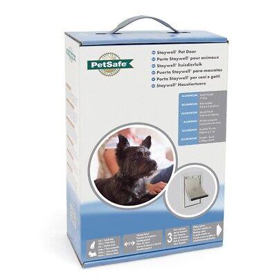 PetSafe Staywell Aluminium Pet Door Small - Strong Dog Flap 600ML