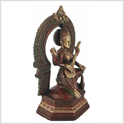 Sarasvati Göttin der Weisheit und Gelehrsamkeit Durga Shakti Lakshmi Vishnu
