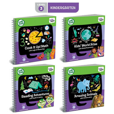 Leapfrog LeapStart Books - Complete Library Level 1 to 4 (age 2-7 years) 4
