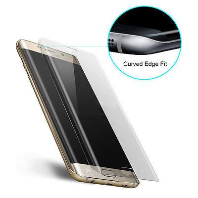 Pellicola Vetro Temperato Curvo Per Samsung Galaxy S8-S8 PLUS proteggi schermo 3