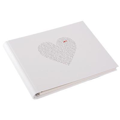 Wedding Guest Book. Wedding Photo Guest Book. Love Heart Wedding Guest Book.