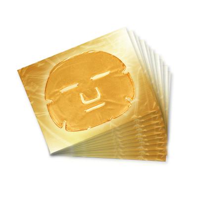 Premium Collagen Crystal Face Masks Anti Ageing Skin Care Gold White x5 x10 x50 6