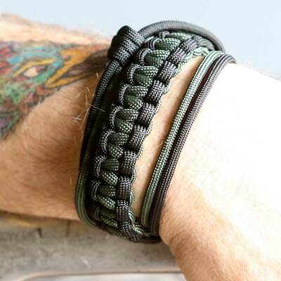 GREENSNAKE Wearable EDC Everyday Carry Self Defense Survival Choke Attack Weapon 10