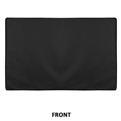 "40""-65"" Inch Waterproof TV Cover Outdoor Patio Flat Television Protector Black 4"