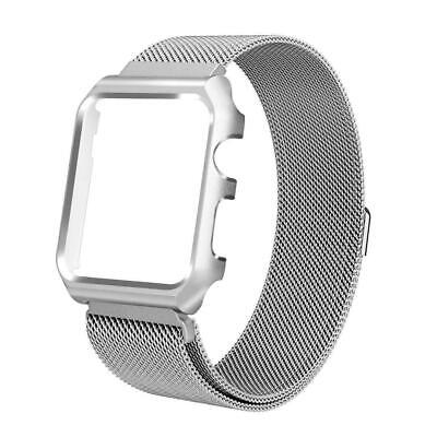For Apple Watch Series 3/2/1 Milanese Stainless Steel Watch Band Strap 38mm/42mm 11