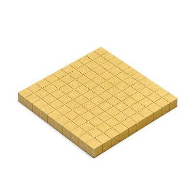 HELP with maths! 'Base Ten' PRIMARY SCHOOL MATHS blocks, 123-pcs + Parent Guide 2