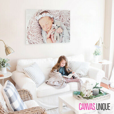 Personalised Photo Canvas Picture Photo Canvas Print Wall Art Photo Canvas Frame 3