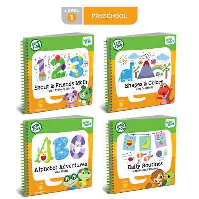 Leapfrog LeapStart Books - Complete Library Level 1 to 4 (age 2-7 years) 2