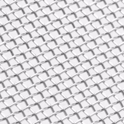 Fine Stainless Steel Woven Wire Mesh Filter Grading Sheet Grill Silk Heavy Gauze 4
