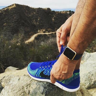 Sports Silicone Bracelet wrist band F Apple Watch Series 5 4 3 2 1-38 40 42 44mm 6