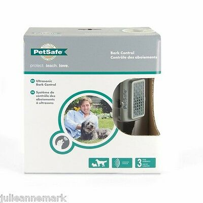 BARK CONTROL COLLAR BY PETSAFE (Ultrasonic Safe and effective control) 3