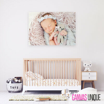 Personalised Photo Canvas Picture Photo Canvas Print Wall Art Photo Canvas Frame 4