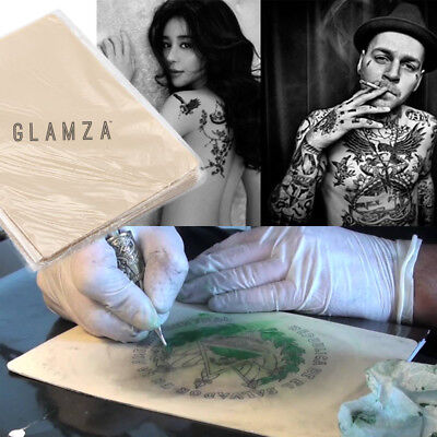 Learn Blank Tattoo Tattooing Fake False Practice Skin 20cm Synthetic Tattooing